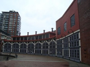 CPR Roundhouse