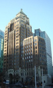 The Marine Building