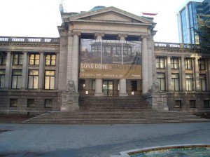 Vancouver Art Gallery (old court house)