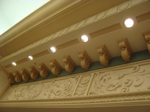 Hotel Vancouver - Interior