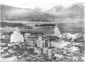 Vancouver circa 1930's - Vancouver Public Library